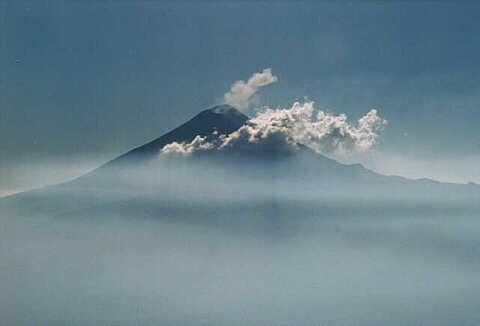 pico de orizaba. el Pico de Orizaba